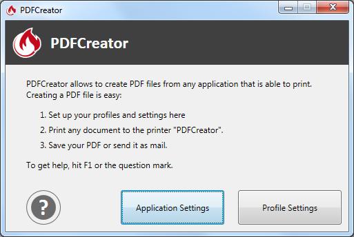 PDFCreator 2.x für Softwareverteilung vorbereiten